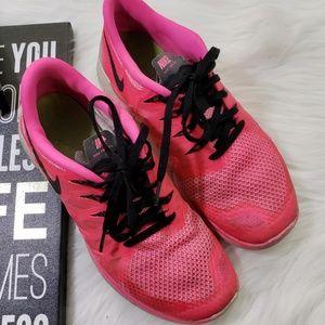 Women's Nike Free 5.0 Hot Pink